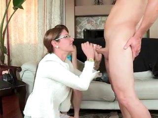 My Girlfriend&,#039,s Obscene Stepmom