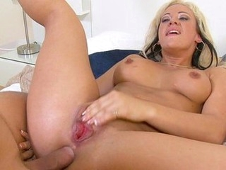 Grab the lotion, and pull up a seat for a spanktastic one-on-one with aged lady Vanessa Gold. This seasoned piece of a-hole gets fucked, and dick gets sucked. This Babe's a slut for anal, and can't live out of a gonzo..