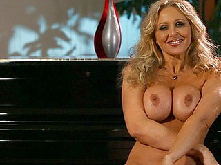 Hardcore Centerfold Julia Ann puts her flawless body in play and lets her costar have his way with it. It's one thing to be a beautiful model but smth else entirely to find a cutie who maintains a true sense of humility..
