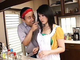 This absolutely crazy Japanese porn clip will turn you on
