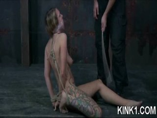Darksome Creepy Bondage Fun