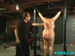 Pussy twisted and tortured