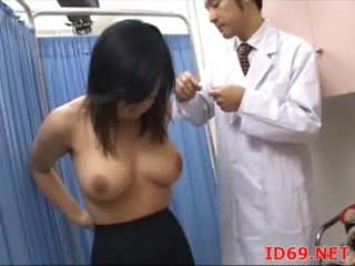 Japanese AV Model tastes her own snatch