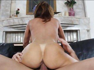 Charming Deauxma receives slammed up her moist pantie pot