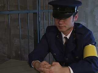 Lusty and slim prison inspector Kei pays a visit to one of the cells in prison and enjoys in making her subordinate workers please her inside, using her much loved sex toys on her unshaved cunt as that babe moans and..