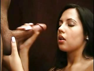 Perfect Handjob nice wife sensitive Hand love girl