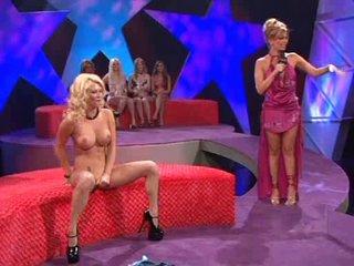 CMNF TV Undress Show