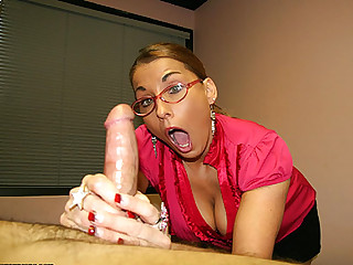Stacie Star Over 40 Cook jerking