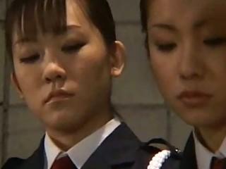 Wang jerking in a prison