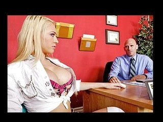 Kagney is the baddest angel in the school and will do whatsoever this honey craves to receive ahead. This time this honey gets caught cheating on her exam and the teacher sends her to the Dean's office to set her..