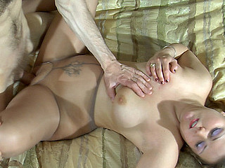 Spotted in the baths angel gets drilled throughout her sheer-to-waist pantyhose