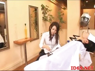 Japanese AV Model gets fingered