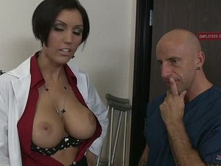 `Jessica is having a major problem! Whenever that honey touches her body anywhere that honey gets an orgasm. The sensation is likewise intensive for her to handle so that honey visits Doctor Dylan Ryder. After studying..