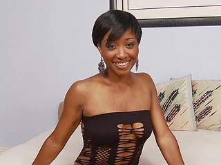 Imani acquires to watch what it's like to take Sledge's large thrill hammer inside her and that chick moans in delight as that chick acquires stretched out like this chick at no time has previous to.  When the orgasms..
