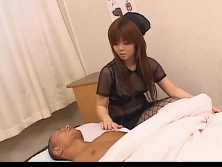 An Himeno is a worthy Asian legal age teenager who is hot in her transparent underware. This Babe enjoys hand work and engulfing jock too. This Babe gets her hirsute pussy licked  in close up and riding dick is one..