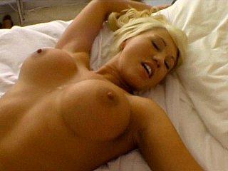 Super hawt blonde maid acquires fucked