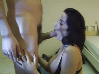 Hot hooker receives humped