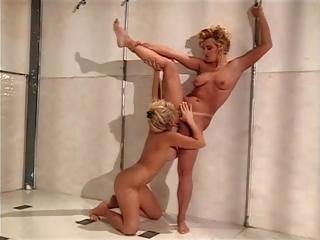 April Adams & Sindee Coxx - lesbians
