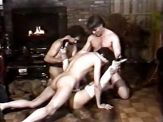3 jocks for insatiable female
