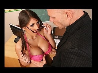 During The Time That wondering the halls betwixt classes Alexis hear some odd sounds coming from Mr. Sins's classroom. That Babe receives caught peeking in the window and Mr. Sins calls her in. Alexis is intrigued by Mr...