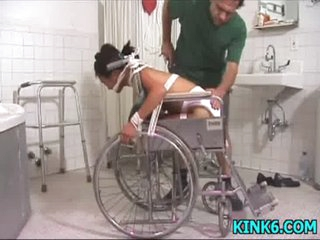 Helpless girl acquires abused