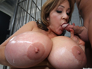 Lusty mother I'd like to fuck Kandi Kox is a sex fiend willing to tit fuck any younger dude with a corpulent jock. Her bras have to be custom made for her Planetary Boobs. With her experience that babe'd make u squirt so..