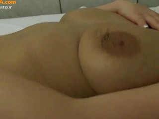 Hot amateur blonde homemade solo