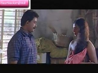 Classic Indian mallu movie Railway part 2 precious boobies