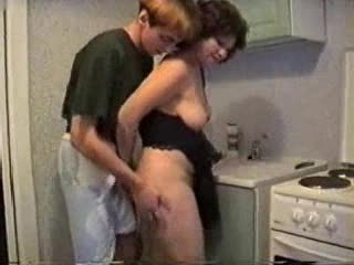 Russian Mature And Boy 044