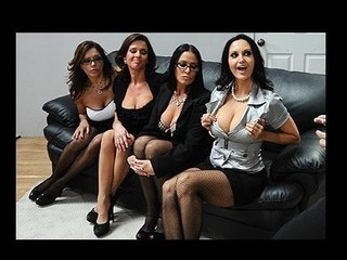 Keiran is hard crammed to find a fresh assistant...especially after all 4 applicants prove themselves to be equally qualified.  The merely thing to do is to invite Ava, Francesca, Vanilla and Veronica to one last group..