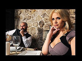 Sarah has been out of sight for a minute and this babe finally acquires a dinner invitation from her spouse. It builds up to be a pont of time they can work on their relationship but her husband resorts to the bad habit..