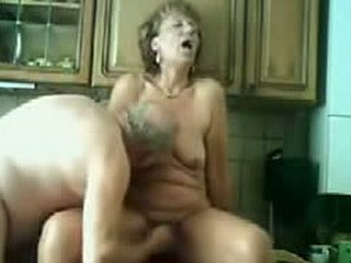 Old couple still like to have loads of fun in their sex life which you can see in this private porn movie. She acquires licked and fucked in her old pussy during the time that he pleasures his old cock.