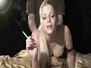 Hot man is a real fetish kink! This chab adores having sex with smoking ladies. This chab offers that blonde honey to lit a cigarette and smoke whilst he will fuck her hard and discharge amateur girlfriend video. The..