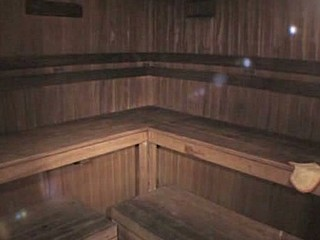 From this video filmed by spy cam in the sauna it's obviously seen that sexy babe in funny hat is very hot and she spreads her legs demonstrating her trimmed beaver and thick vagina lips whilst dreaming about perfect skin!