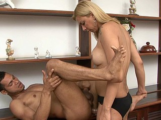 Mischievous dick-gal receives a guy fresh fucking sensations parting his cheeks