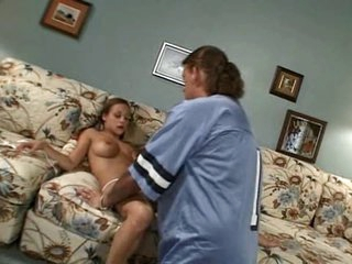Man Babysits and Fucks His Friend&,#039,s Lil&,#039, Sister