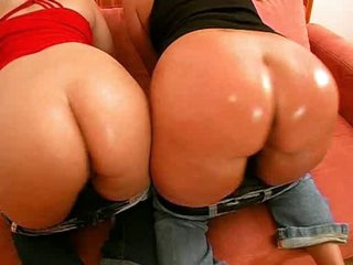2 Big Ass german girls get fucked