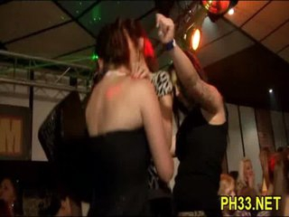 Girls desires to fuck the army dancer