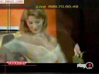 blondie italian undress show